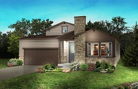 Colliers Hill Shea3D Plan 401 Dining and Kitchen