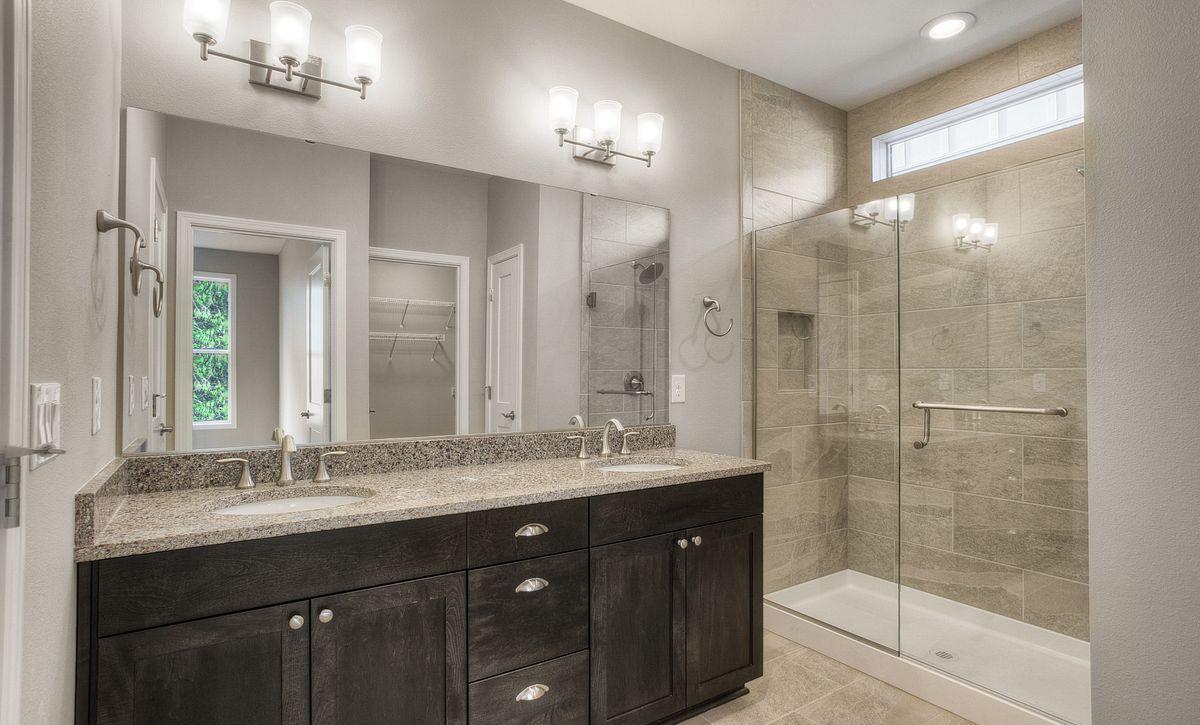 Trilogy Tehaleh Lot 4008 Master Bathroom