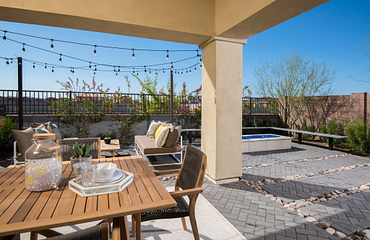 Indulge Plan 4582 Patio