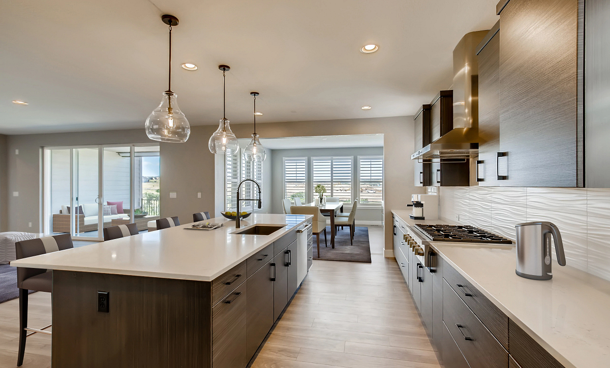 Canyons Luxe Weston Kitchen + Morning Room