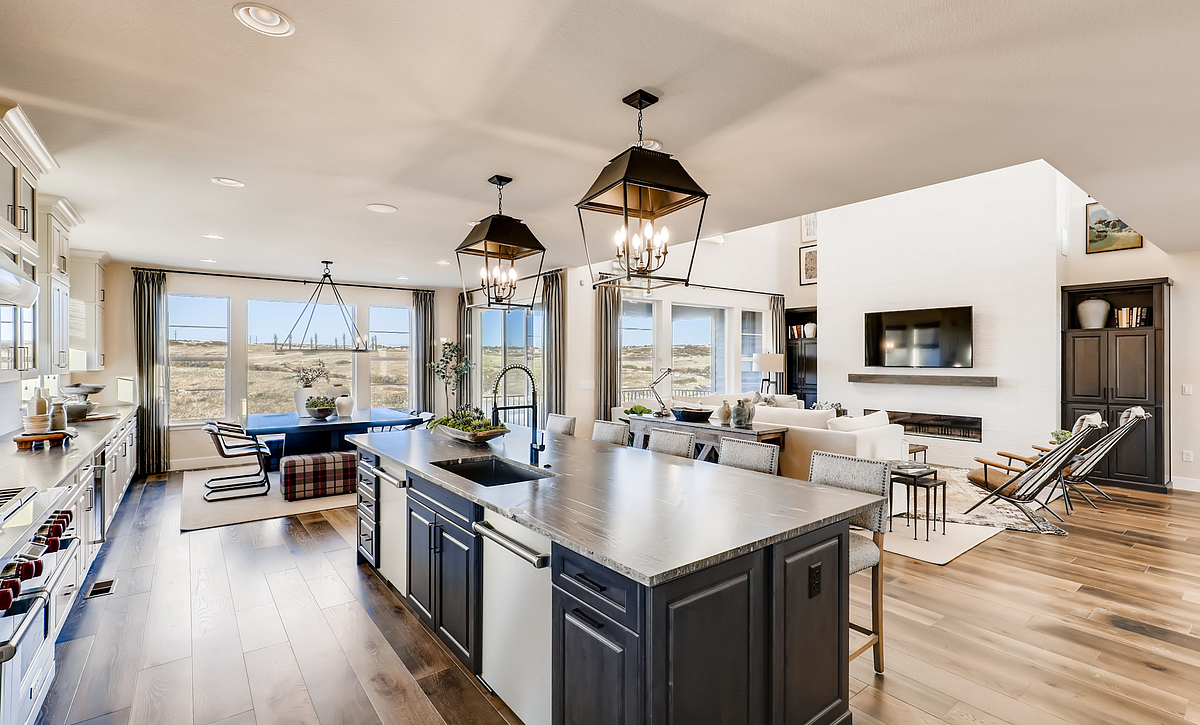 Canyons Luxe Stonehaven Kitchen
