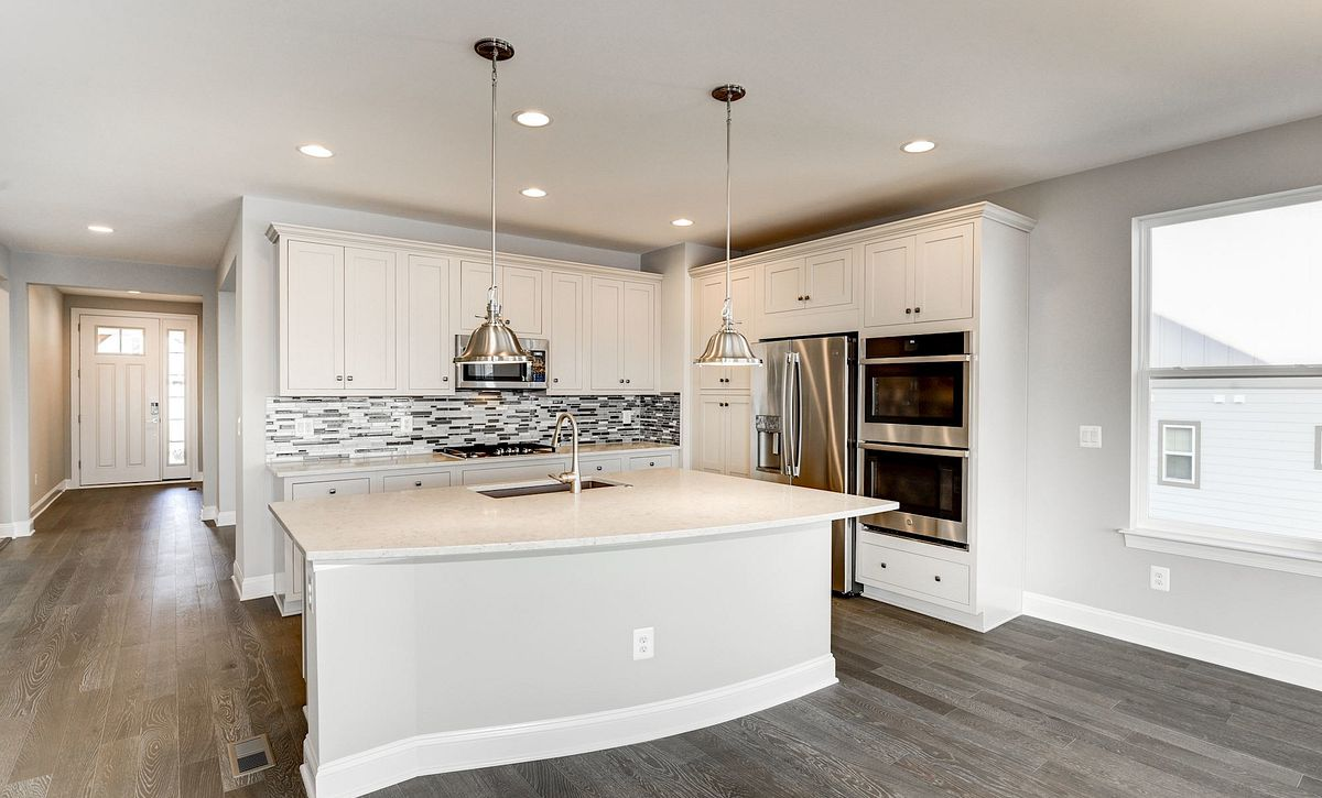 Trilogy at Lake Frederick Quick Move In Aspen Plan Kitchen