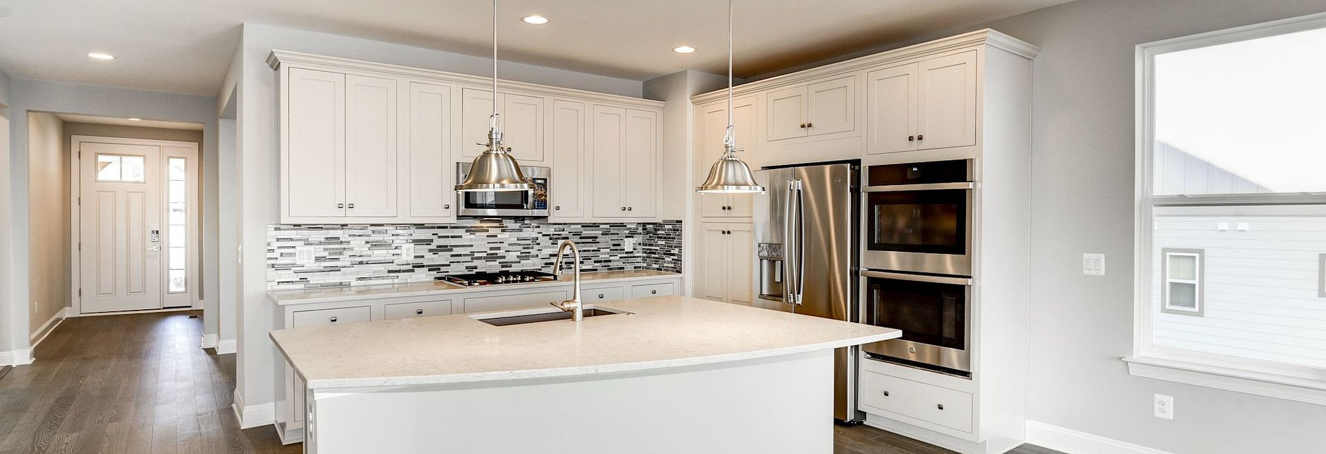 Trilogy at Lake Frederick Quick Move In Aspen Plan Kitche