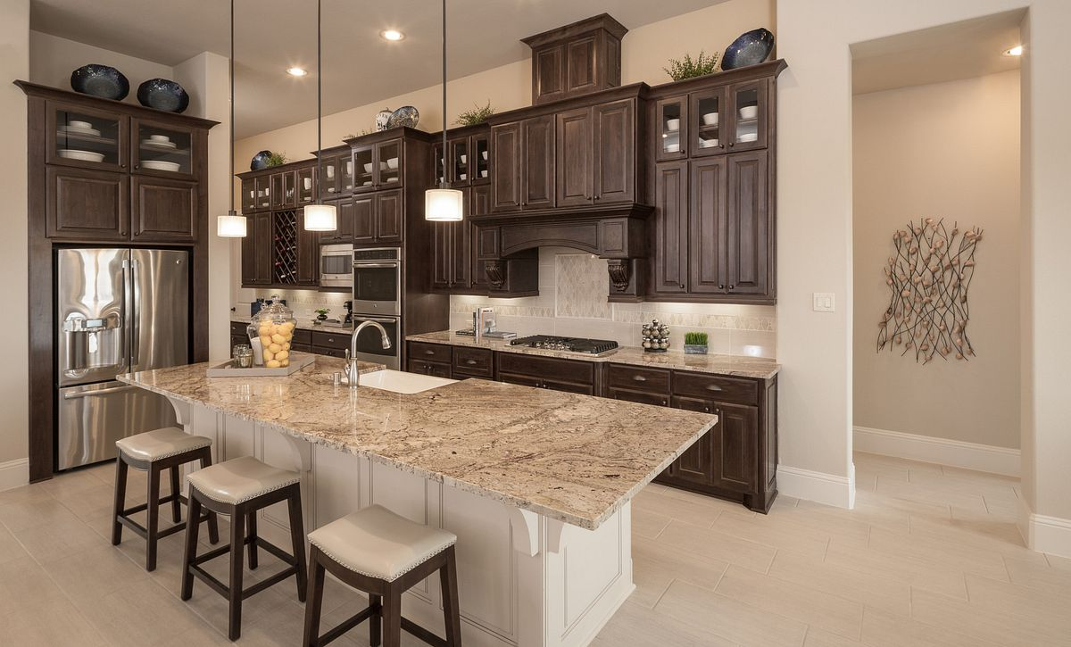 Plan 6015 Kitchen
