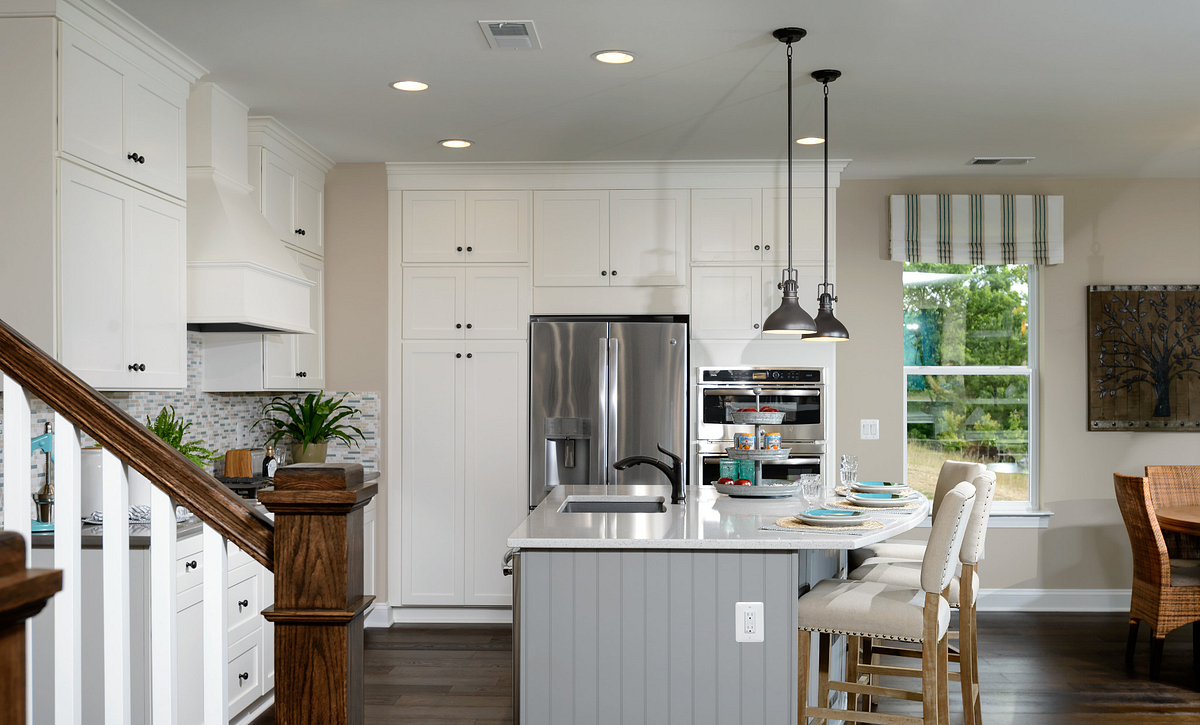 Aspen Plan Kitchen