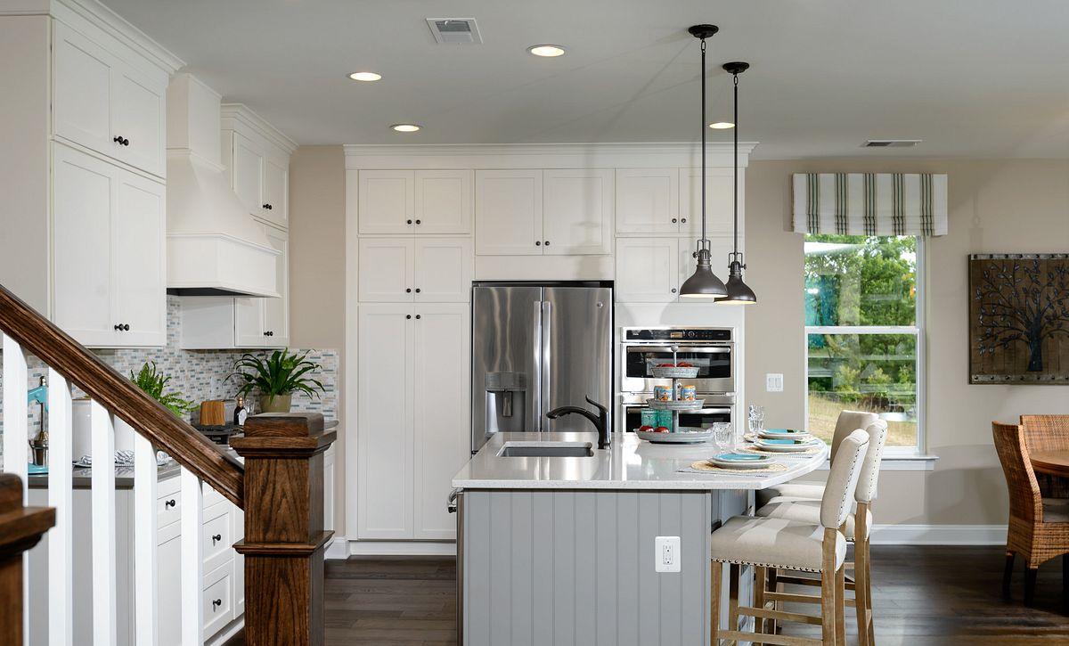 Aspen Plan Kitchen