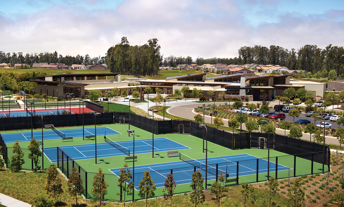 Trilogy Monarch Dunes Sport Courts