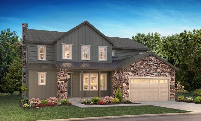 Canyons Luxe Stratton Exterior B