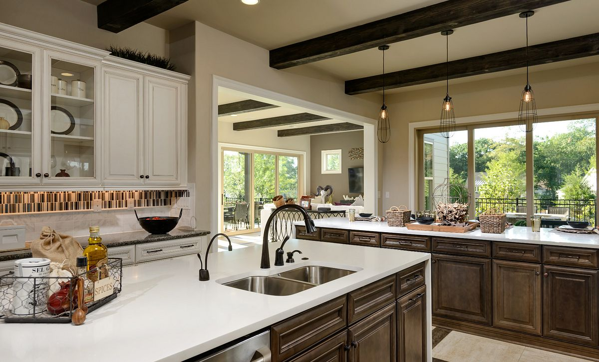 Trilogy Lake Norman Balsam Plan Kitchen