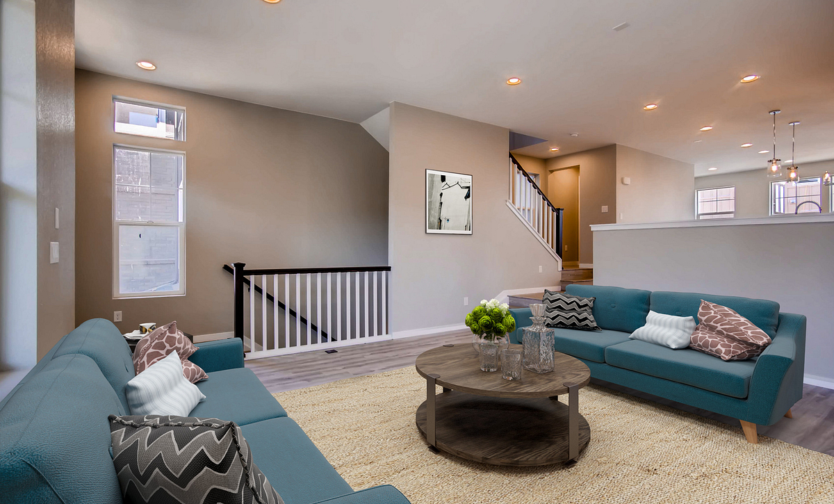 Crescendo at Central Park Plan 2204 Great Room