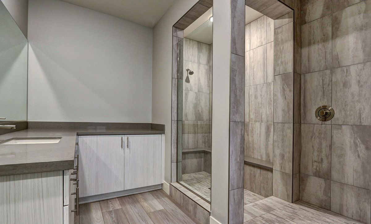 Trilogy Summerlin Explore Master Bath