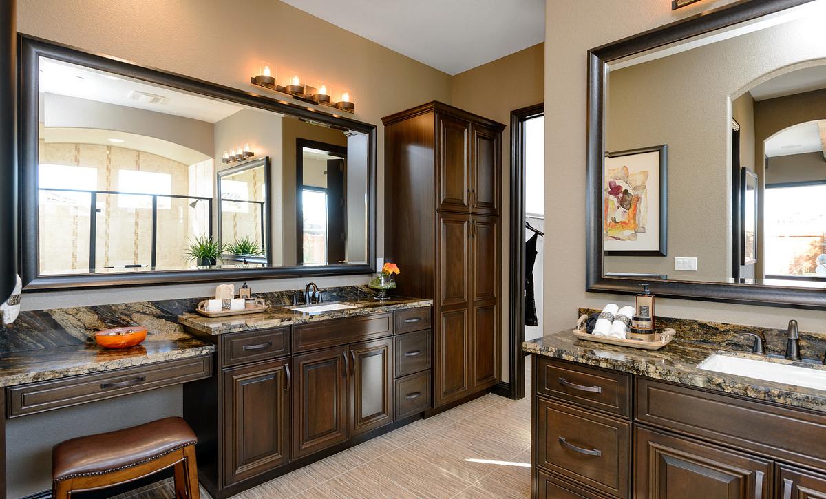 Trilogy Vineyards Master Bathroom