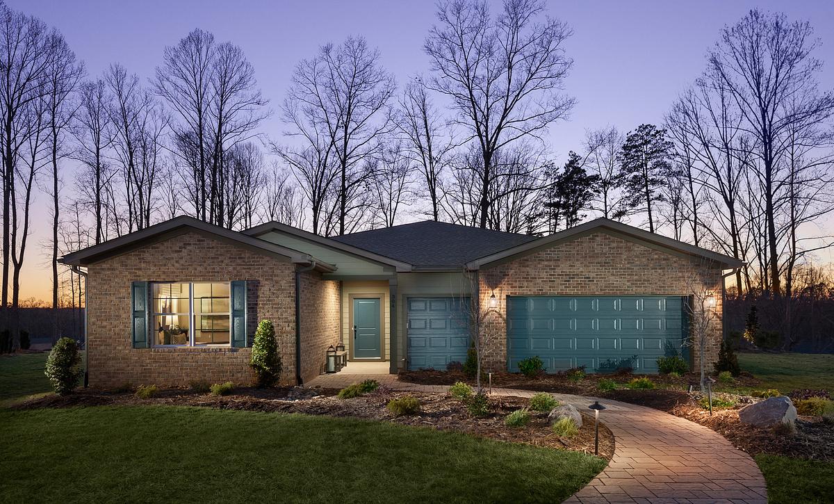 Trilogy Lake Norman Liberty Model Home