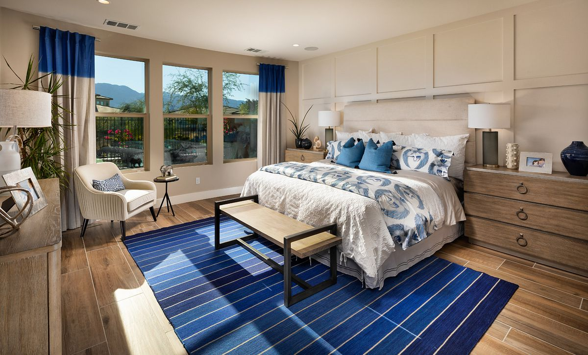 Trilogy Polo Club Reunion Master Bedroom