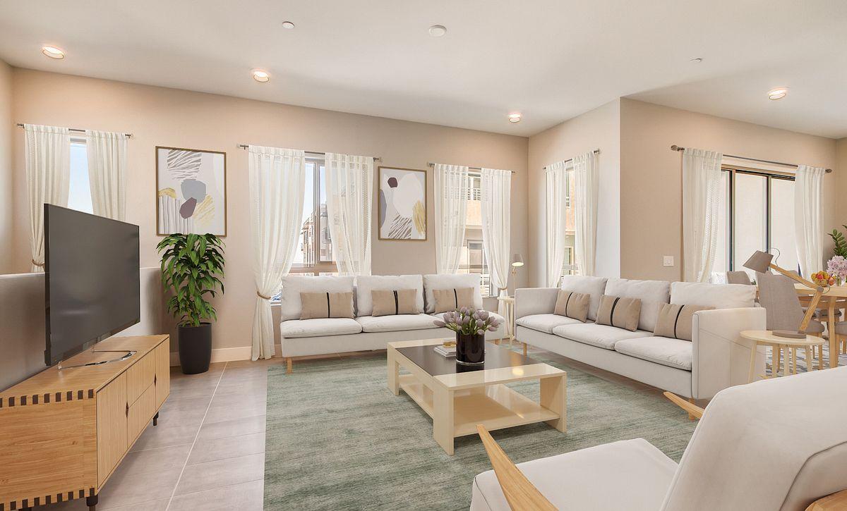 Trilogy Summerlin Inspire Great Room