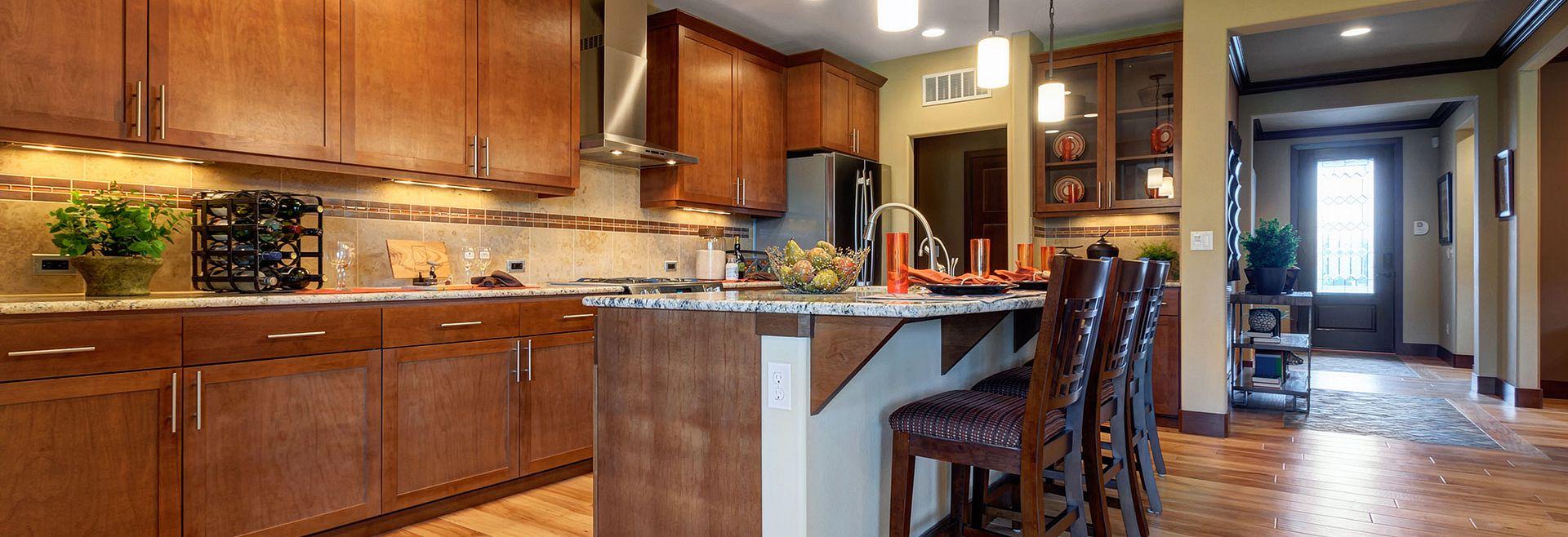 Nice Plan Kitchen
