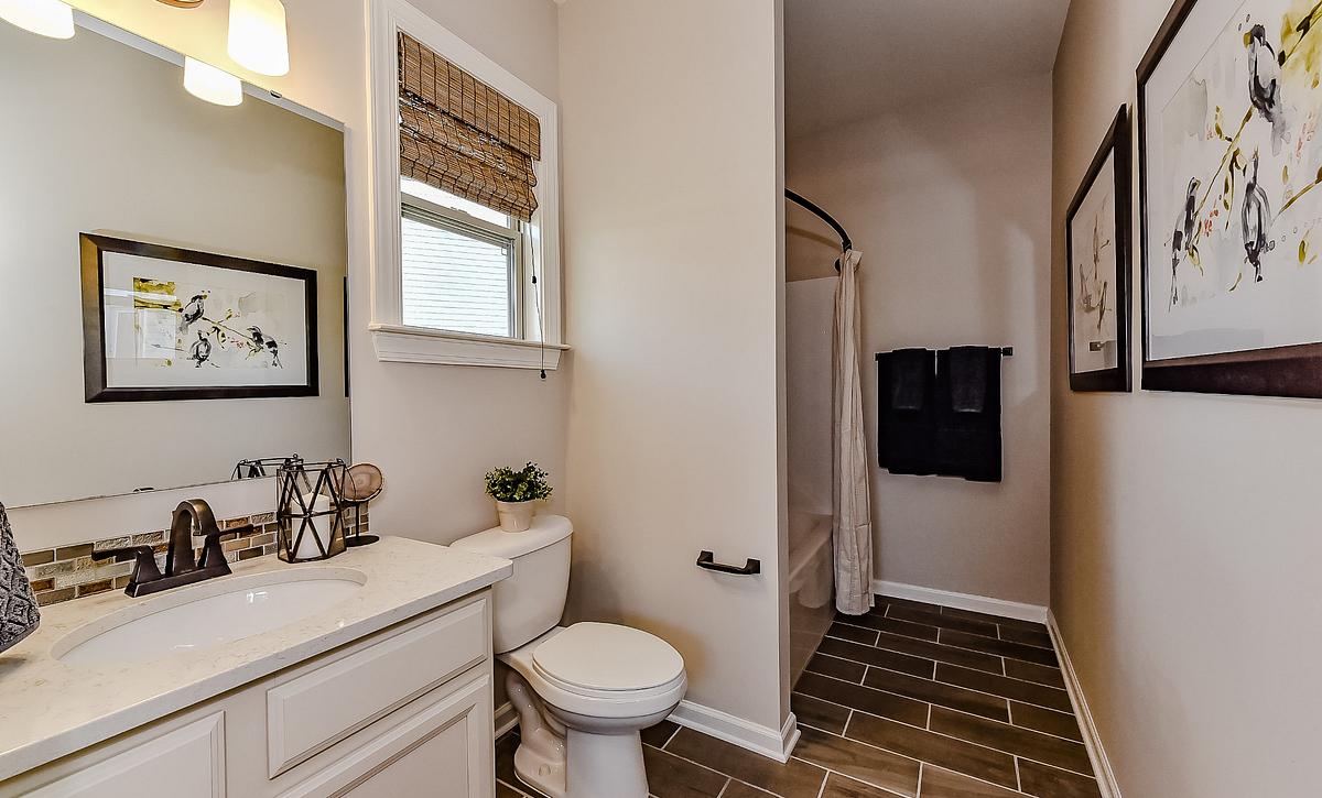 Everett plan Secondary Bathroom