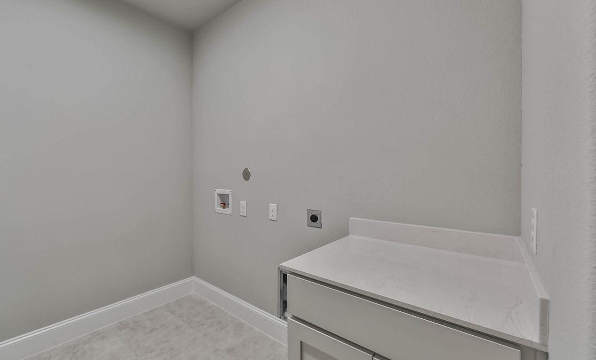 Plan 4019 Laundry