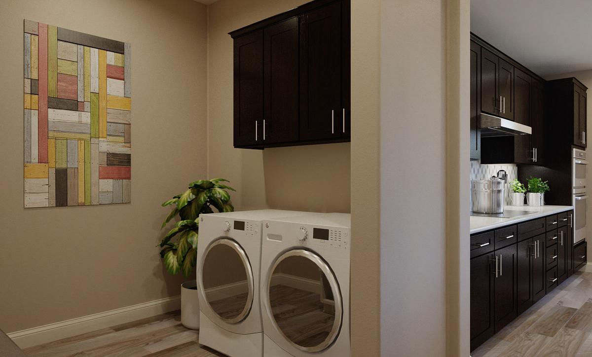 Trilogy Rio Vista Verano Laundry