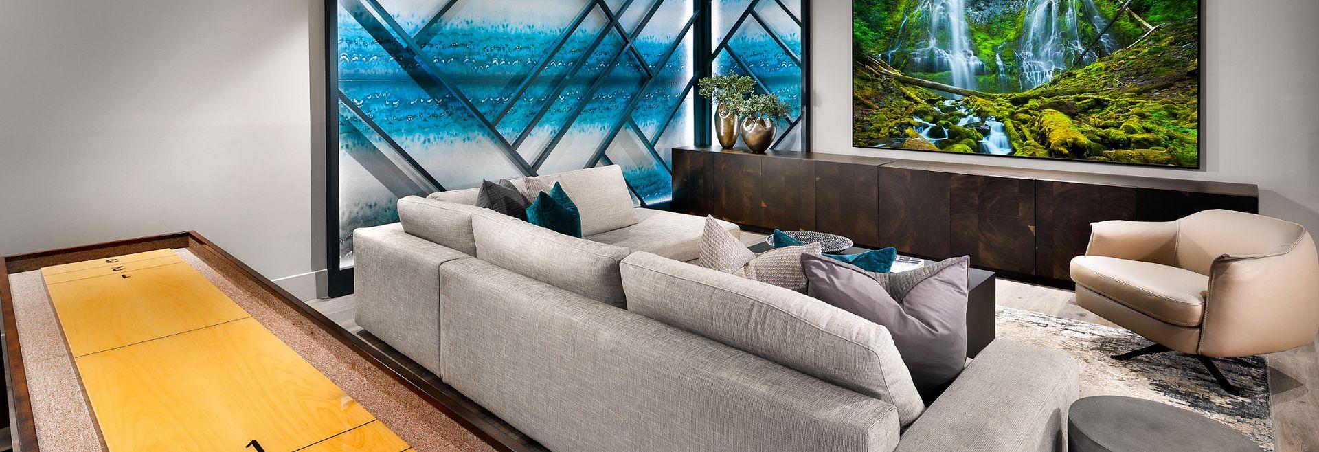 Azure Residence 3 Basement