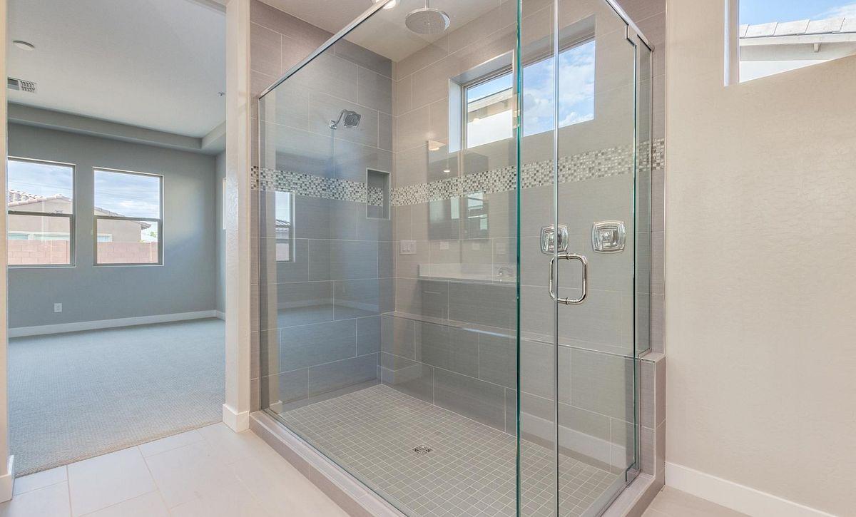 Evolve Homesite 7 Master Shower