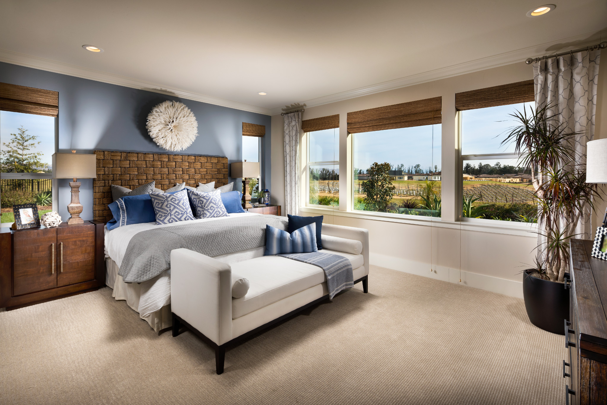 Trilogy Monarch Dunes Solvang Master Bedroom