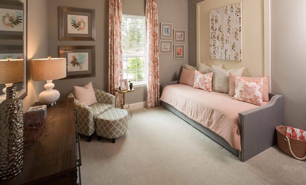 Plan 4117 Bedroom