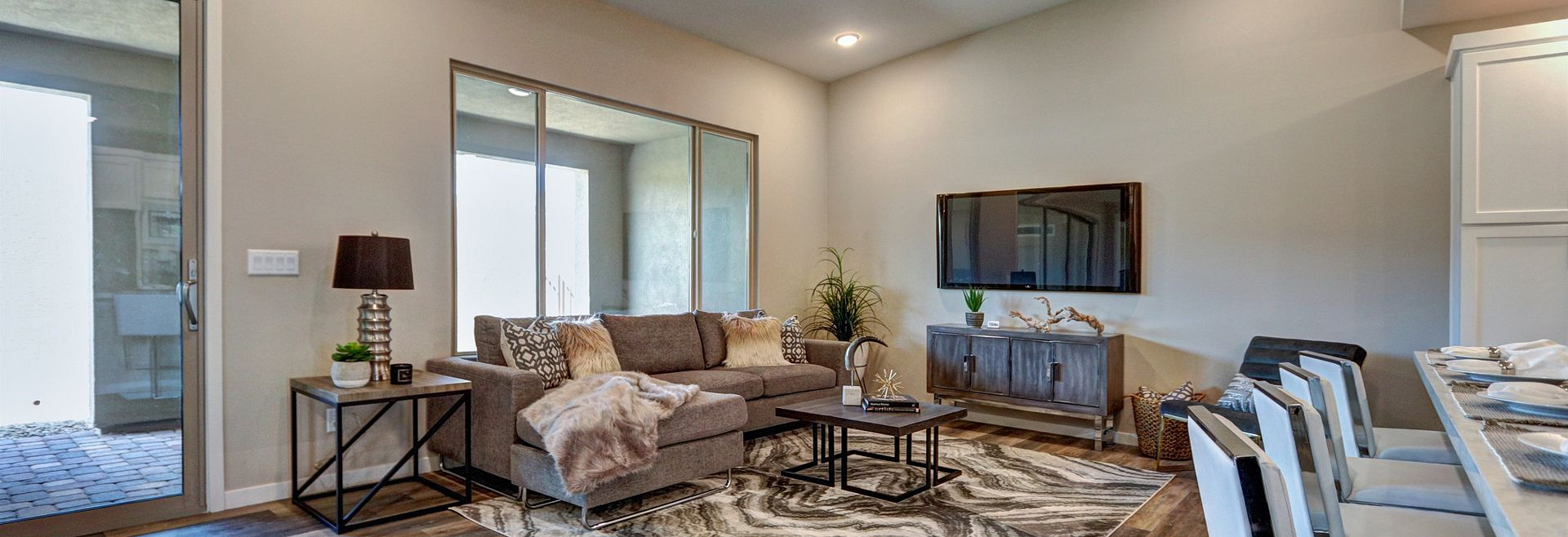 Trilogy Summerlin Reflect Great Room