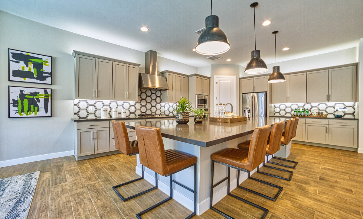 Plan 5582 Kitchen