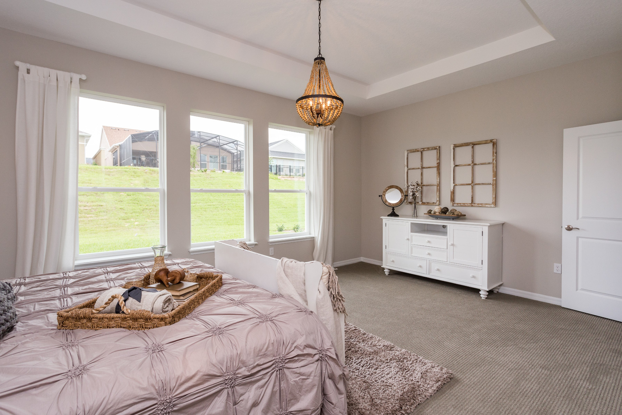 Trilogy Orlando Connect Plan Master Bed