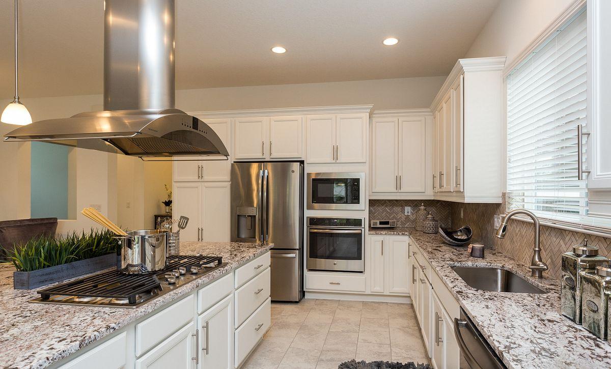 Homesite 80 Kitchen