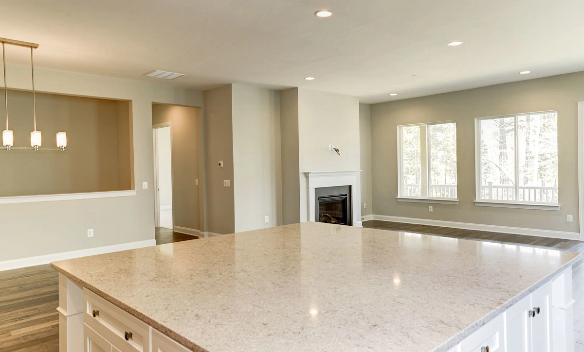 Trilogy Lake Frederick Evoke Quick Move In Kitchen