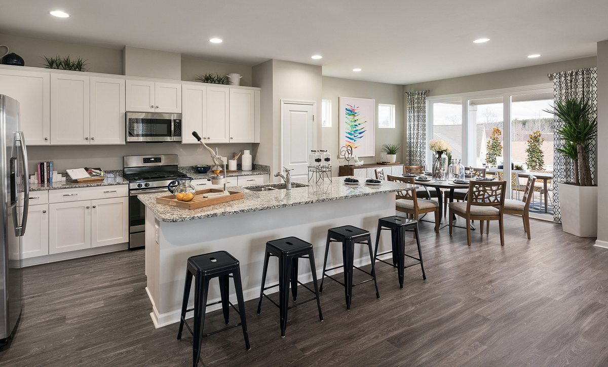 Trilogy Lake Norman Independence Model Home
