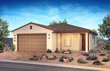 Trilogy Sunstone Thrive Exterior A Color Scheme 3