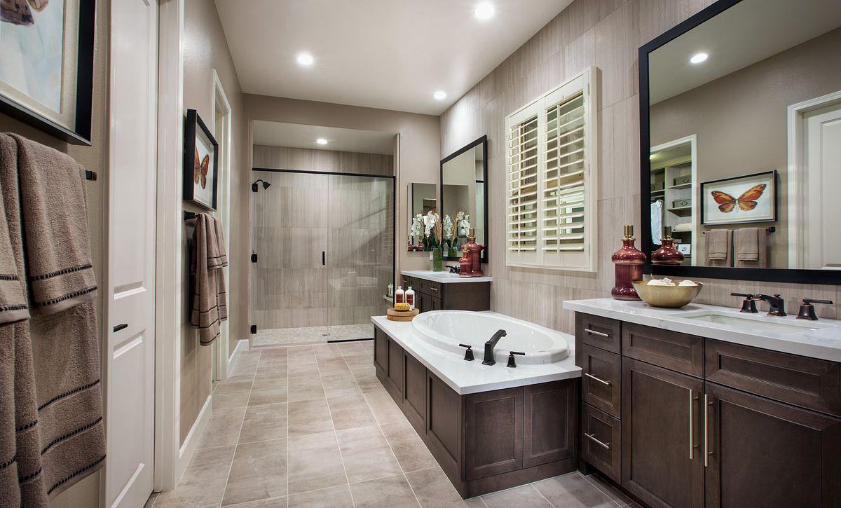Plan 2 Master Bath