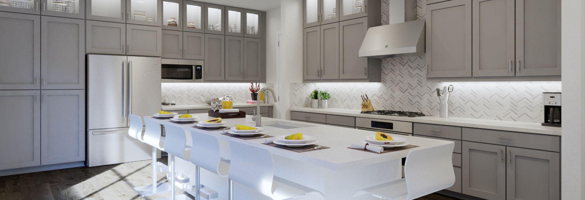Trilogy Summerlin Luminous Kitchen