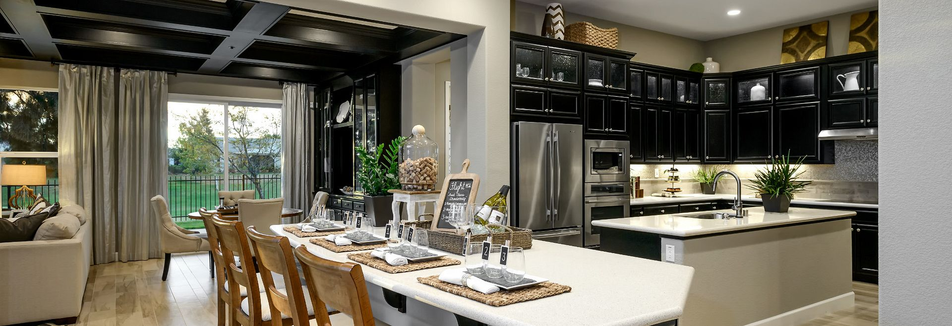 Trilogy Rio Vista Vensa Kitchen