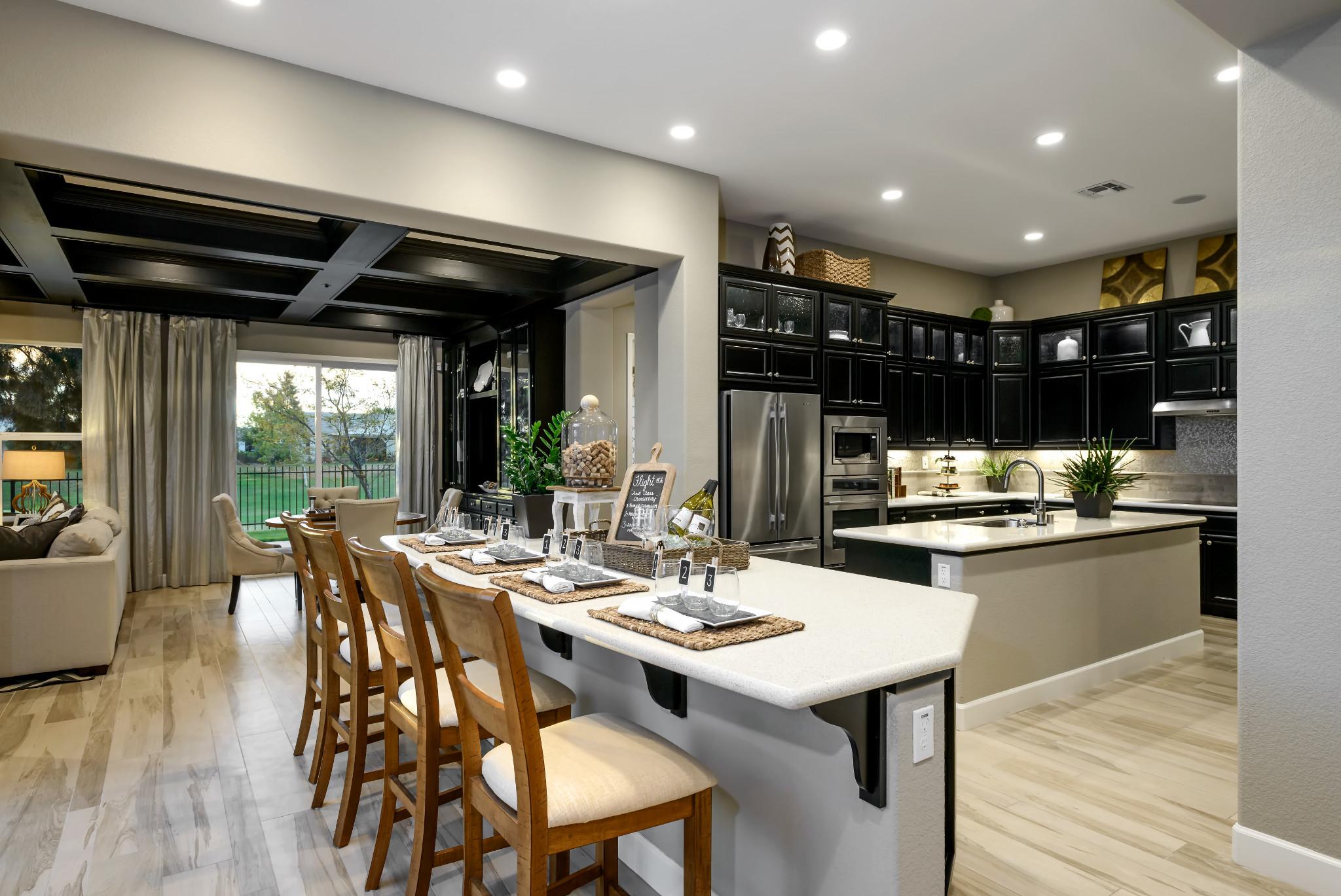 Trilogy Rio Vista Vensa Kitchen