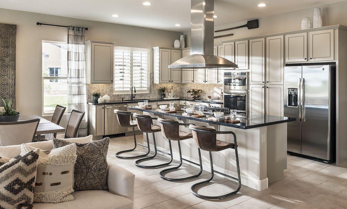 Montage Model Kitchen
