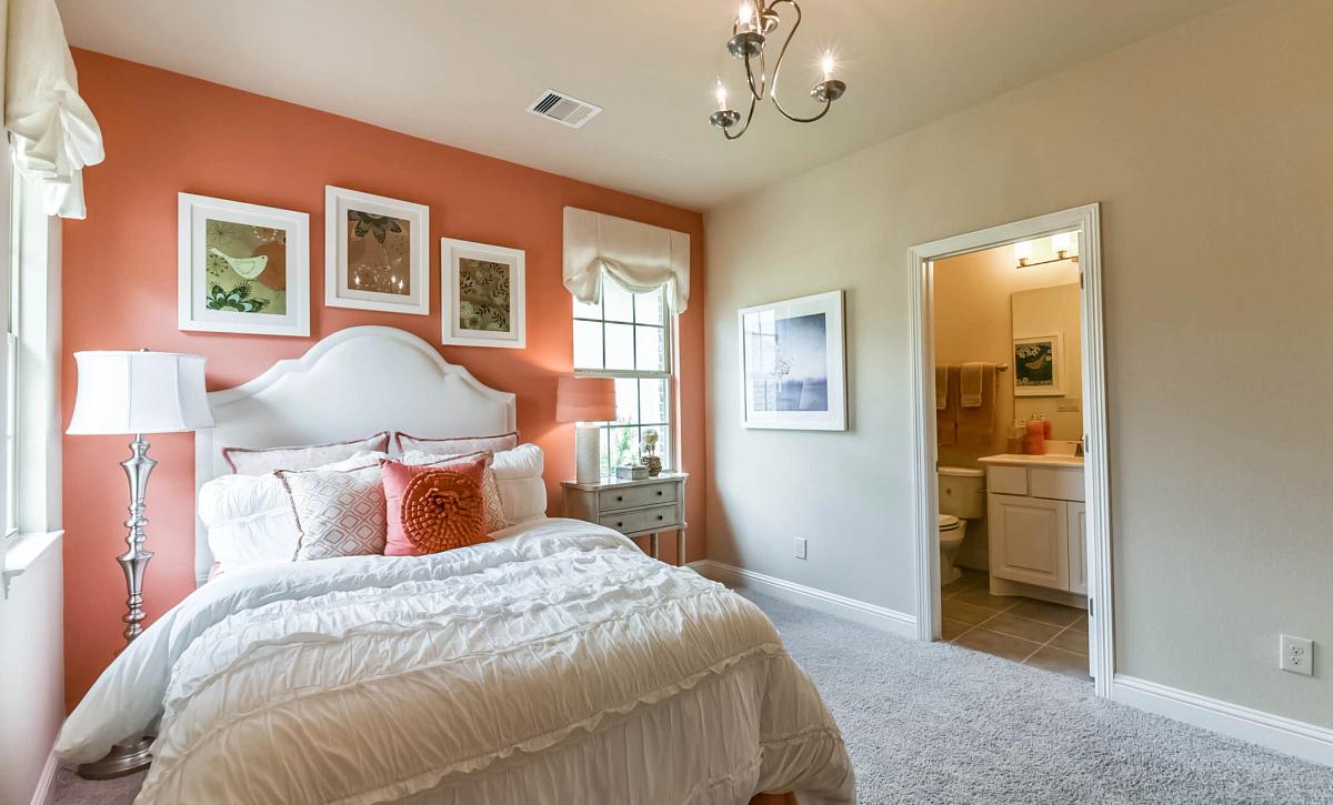 Del Bello Lakes 60 Plan 5050 Bedroom