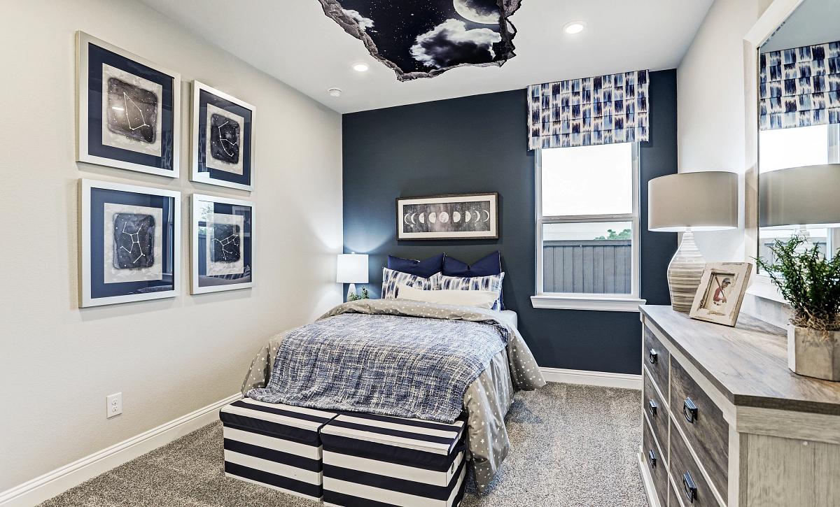 Sienna Plan 5029 Bedroom