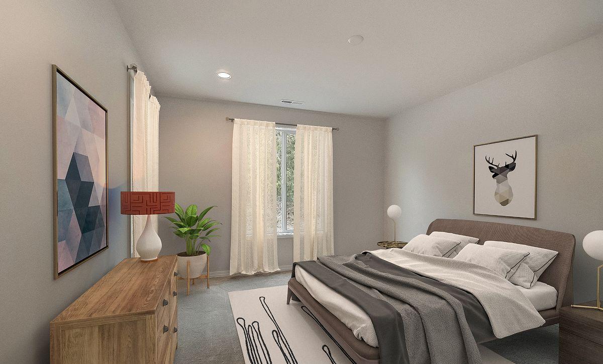 Trilogy Tehaleh Lot 4007 Master Bedroom