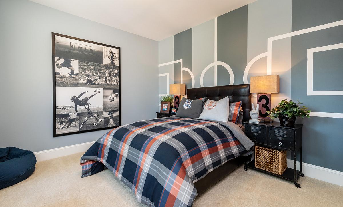 Providence plan Bedroom 3