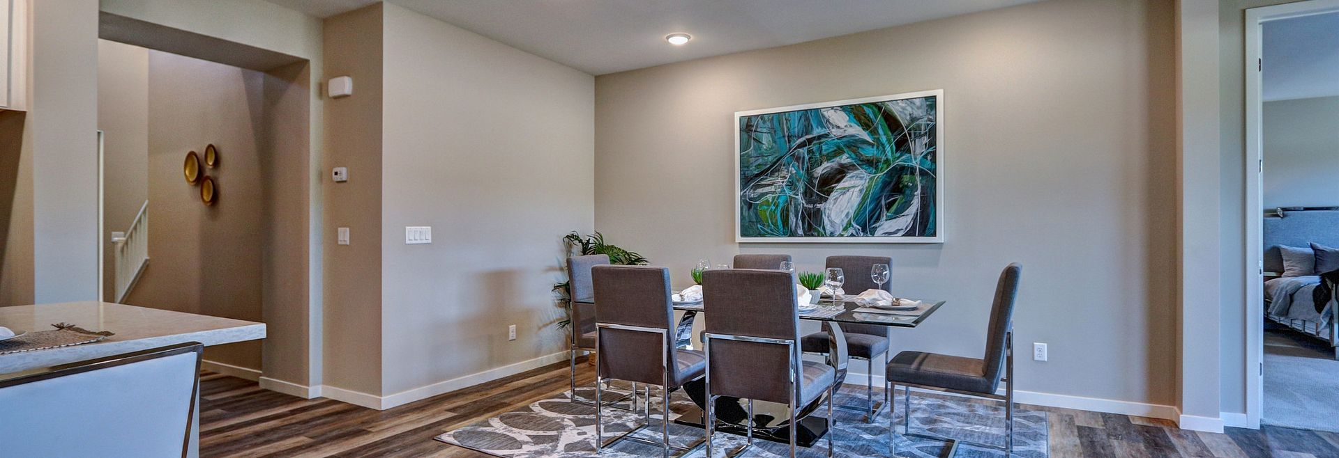 Trilogy Summerlin Reflect Dining Room