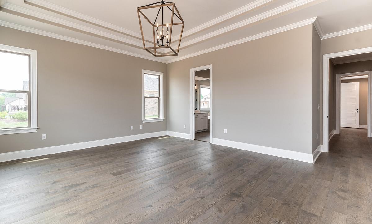 Kingsley plan Owner's Suite