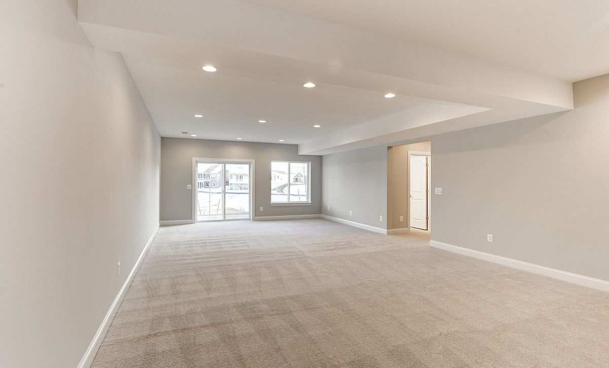 Trilogy at Lake Frederick Quick Move In Aspen Plan Lower Level