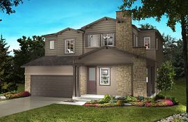 Colliers Hill Shea3D Plan 402 Exterior