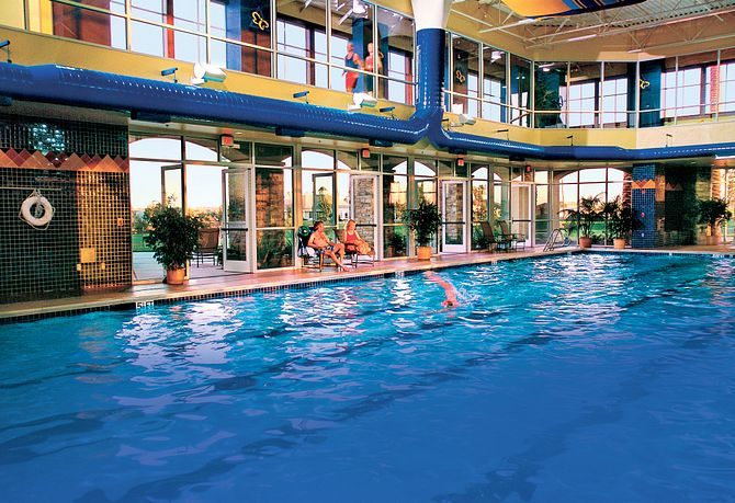 Trilogy Rio Vista Indoor Pool