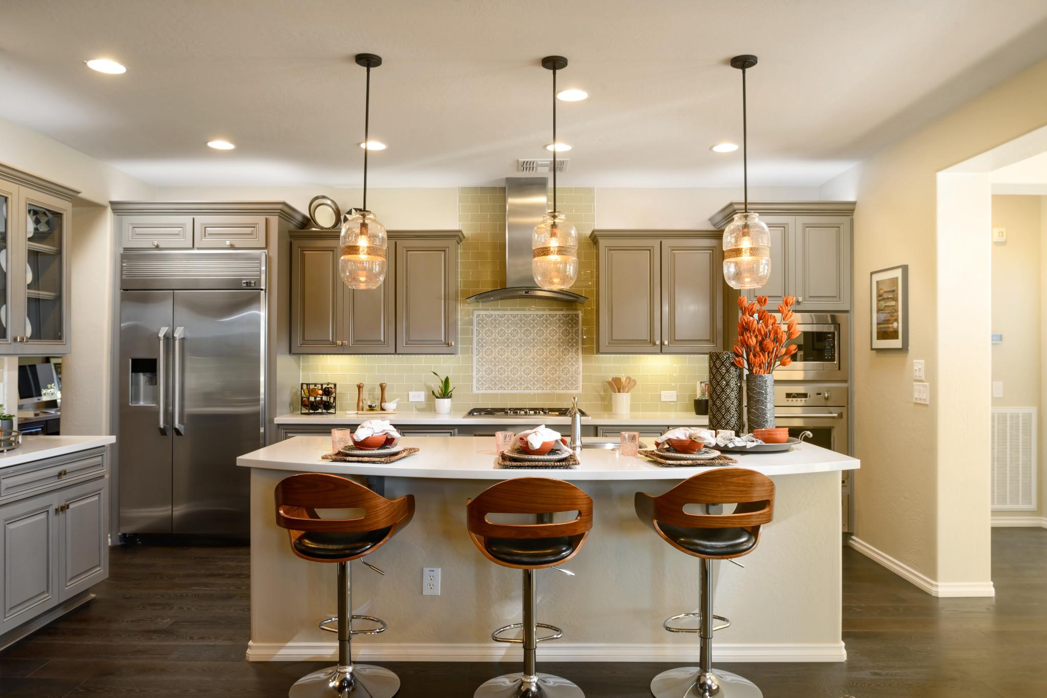 Nice Model Kitchen