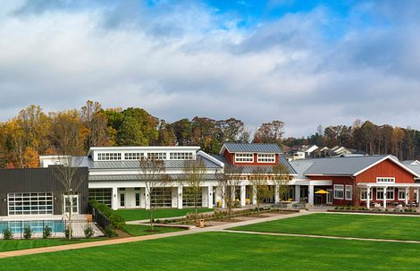 Trown Mills Club at Trilogy Lake Norman in Denver, NC